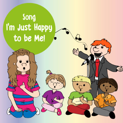 I'M JUST HAPPY TO BE ME-01