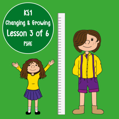 PSHE GROWING UP L3 6-01