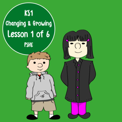 PSHE SIMILARITIES AND DIFFERENCES L1 6-01