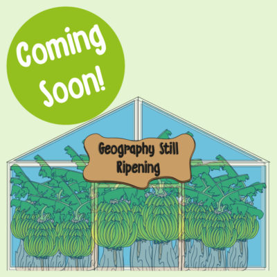 Geography coming soon